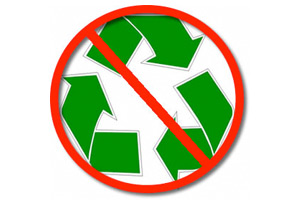 Can't Recycle