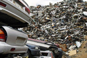 Identifying Scrap Metals