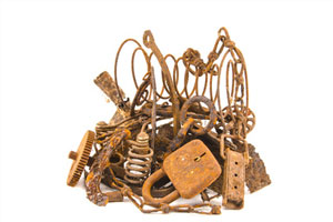 Sell Scrap Metal on Cape Cod