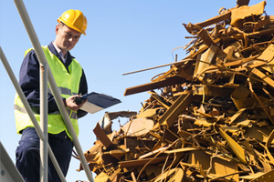 Scrap Metals to New Materials
