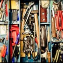 How to Set-Up a Scrapper's Workshop & Storage in Your Garage